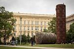 Ulice Brna zaplnily sochy. Začala přehlídka Brno Art Open.