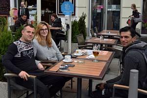 Zahrádky v Brně znovu otevřely hostům náruč.