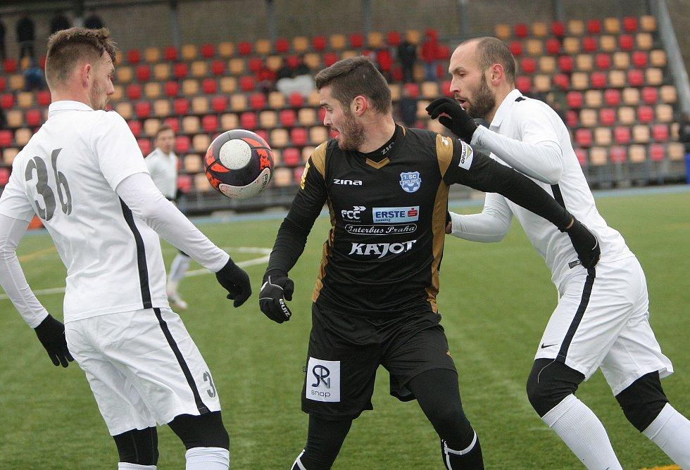 Znojmo čeká na vítězství v zimním turnaji už osm utkání