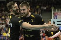 Brněnští volejbalisté  se ve zbytku sezony musejí obejít bez Američana Nicka Goodella.