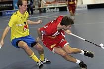 Euro Floorball Tour: Česko vs Švédsko.