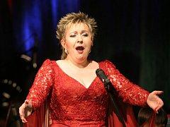 Operní pěvkyně Eva Urbanová