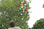 Připomenout si 17. květen jako den, kdy Světová zdravotnická organizace vyjmula homosexualitu ze seznamu psychických chorob, se rozhodli gayové a lesby v úterý v Denisových sadech v Brně.