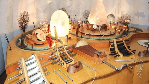 Interaktivní výstava v Domě umění zapojí fantazii návštěvníků