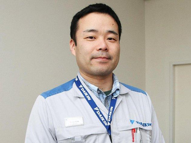 Ryog Kato.