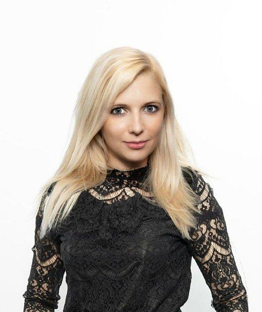 Lucie Šafránková.
