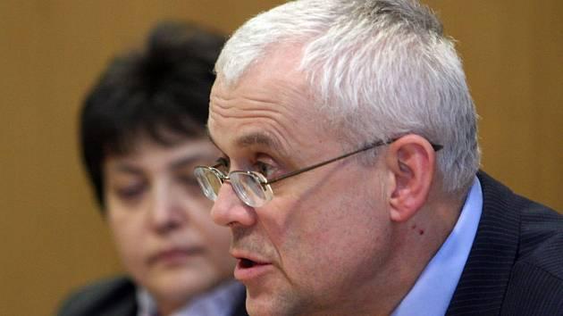 Eurokomisař pro zaměstnanost, sociální věci a rovné příležitosti Vladimír Špidla.
