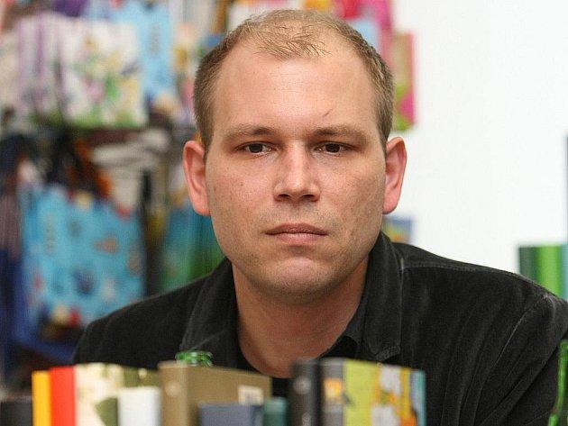 Petr Štědron.