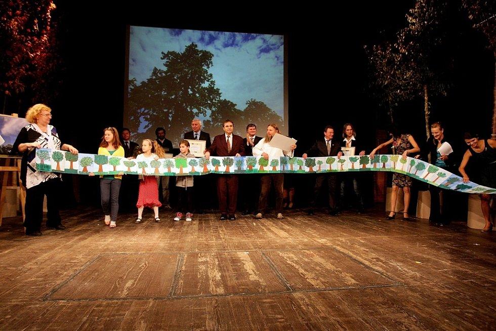 Anketu Strom roku 2012 vyhrála Lípa z Novodvorské aleje ve Vavřinci na Blanensku.
