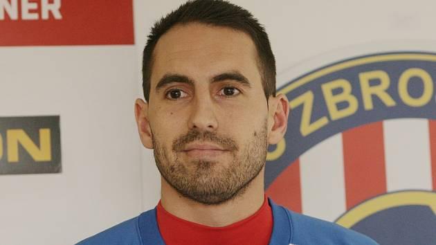 Fotbalista Lukáš Zoubele.