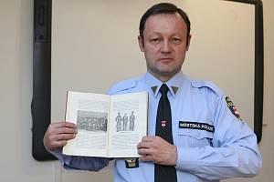Brno 2.12.2019 - Rozhovor na konci týdne se strážníkem MP Brno Michalem Simandlem