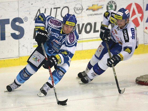 Brněnští hokejisté Komety prohráli s Kladnem.