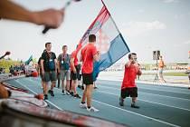 Brno ožije díky Evropským hrám handicapované mládeže, dorazí přes sedm stovek sportovců ze čtrnácti zemí.