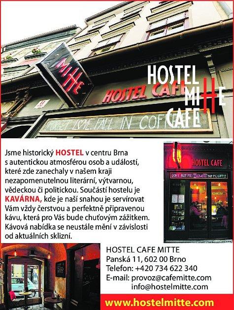 4. Hostel Mitte Brno