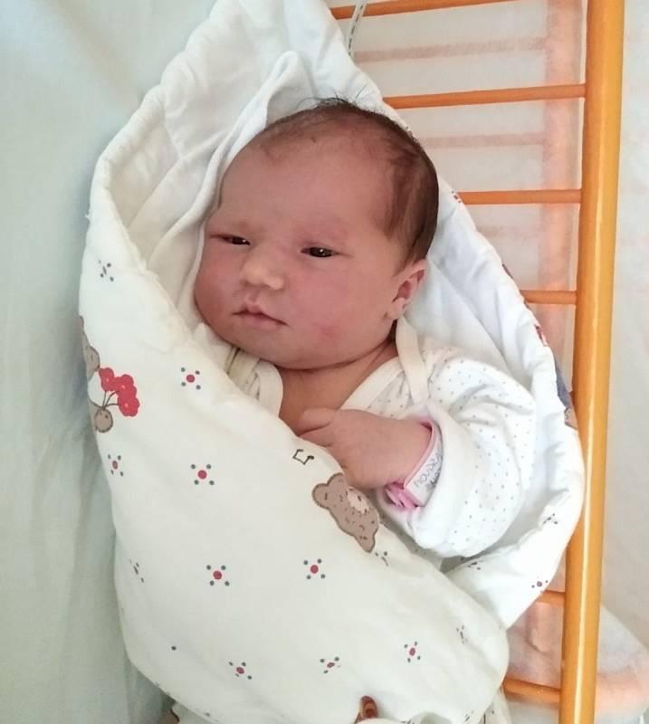 Natálie Moudrá, 11. 9. 2021 v 17:29 hod., matka Kateřina Jurásková, Bzenec, Nemocnice Kyjov, 4000 g, 52 cm
