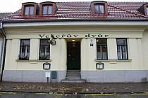 Restaurace Večeřův dvůr v Brně.