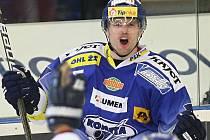 Nyní již bývalý hokejista brněnské Komety Tomáš Žižka.