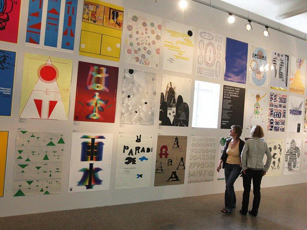 Mezinárodní přehlídka grafického designu Bienále Brno 2010.