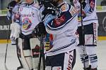 Hokejisté brněnské Komety porazili i ve čtvrtém utkání čtvrtfinálové série play-off extraligy Vítkovice, tentokrát 3:1.