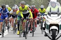 Zahajovací závod Českého poháru v silniční cyklistice Brno-Velká Bíteš-Brno, ilustrační foto
