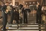 Otevřený dům. Název tohoto programu přilákal v pátek a v sobotu do Janáčkova divadla v Brně patnáct set návštěvníků. Ti si mohli u příležitosti letošních oslav padesátého výročí vzniku Janáčkova divadla zdarma prohlédnout zákulisí.