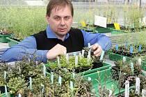 Projekt Remes, který do Brna z Anglie přinesl Karel Říha má za cíl odhalit procesy, které řídí rozmnožování rostlin.