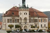 Městský úřad v Tišnově - ilustrační foto.