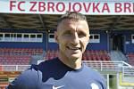Nový trenér fotbalistů Zbrojovky Pavel Šustr.