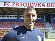 Fotbalisté brněnské Zbrojovky v jedenáctém kole nejvyšší soutěže přehráli Slovácko 2:1.
