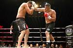 Bojovníci v ringu. Ilustrační foto.