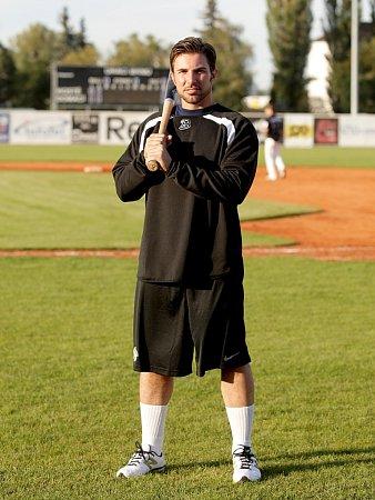 Šestatřicetiletý americký rodák Mike Cervenak nastoupil za českou baseballovou reprezentaci vkvalifikaci World Baseball Classic.