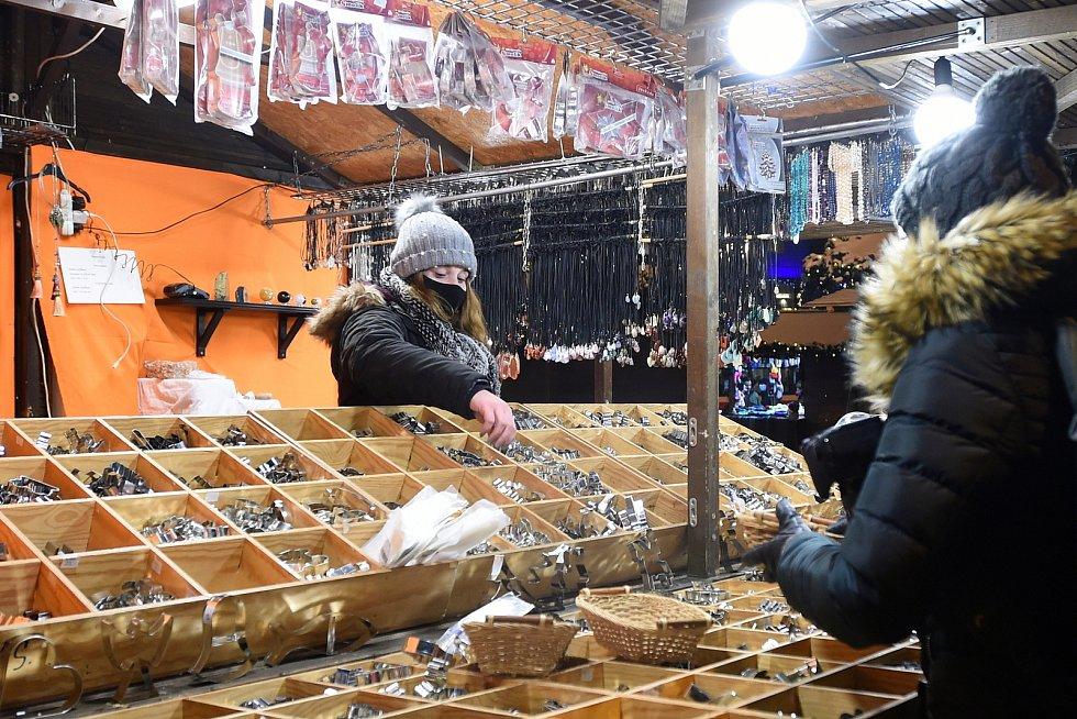 Vánoční trhy v Brně