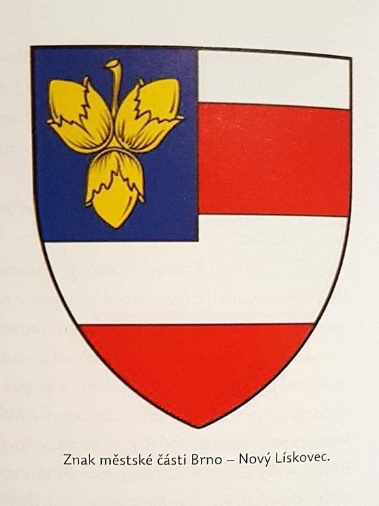 Znak městské části Brno-Nový Lískovec