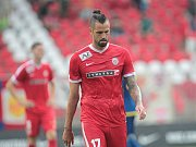 Útočník Michal Škoda dohrál poslední zápas se Slávií s ráno na hlavě