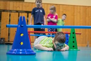 Projekt Děti na startu už přivedl k pohybu téměř deset tisíc dětí v celé zemi.