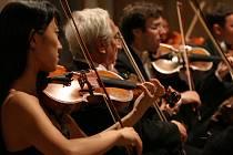 RUŠTÍ FILHARMONICI. Na loňském festivalu Moravský podzim  vystoupila i Russian Chamber Philharmony ze SanktPeterburgu.