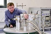 Petr Neugebauer vyvinul nový spektroskop, který zásadně změní magnetickou rezonanci.