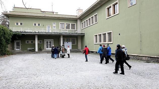 Brňanům se o víkendu otevřela vila Stiassni.