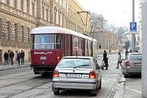 Opravy Údolní ulice Brno připravuje s předstihem. Na konec desetiletí chystá kompletní rekonstrukci vodovodů, kanalizace, tramvajových kolejí i silnice.