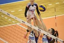 Nedařilo se hráčkám SG Brno, které doma prohrály s Olomoucí 0:3.