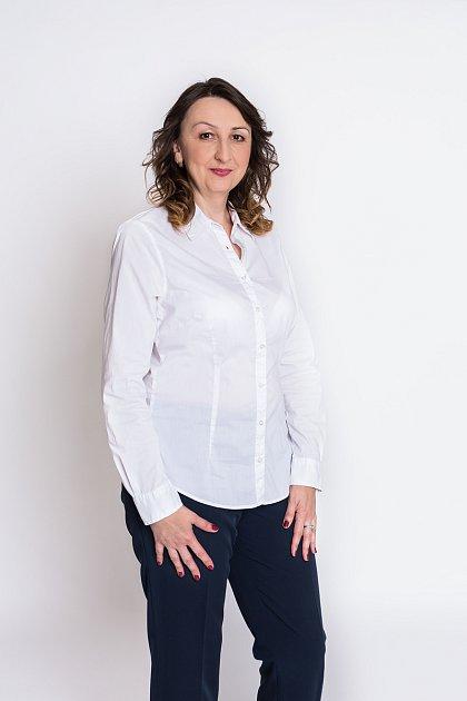 Lenka Knechtová.