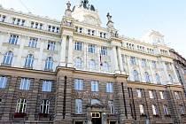 Budova úřadu Jihomoravského sídlícího v Brně. Ilustrační foto.