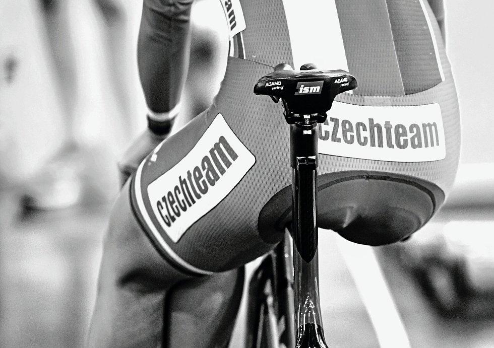 První den Světového poháru v dráhové cyklistice v Berlíně