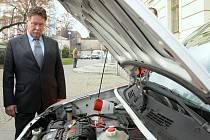 Představení elektromobilu
