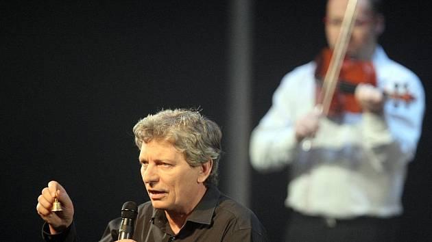 Jiří Pavlica a Hradišťan.