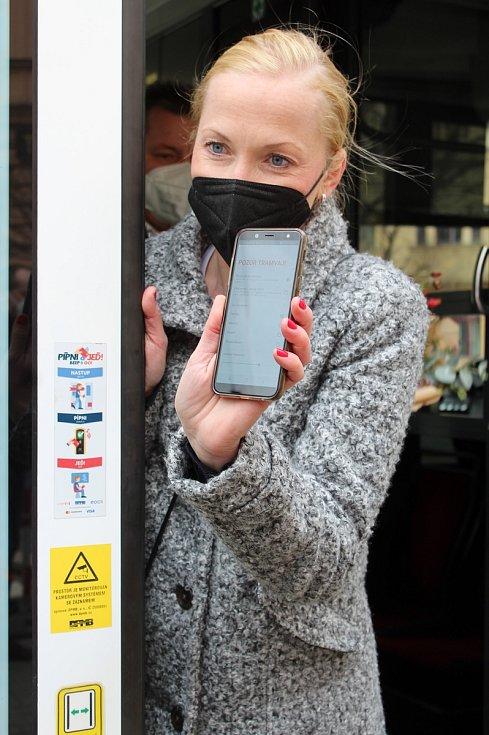 Nová mobilní aplikace Pozor tramvaj! začala fungovat od úterý.