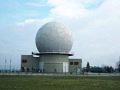 Radar NATO u Slavkova u Brna