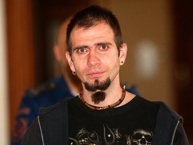 Martin Piontek dostal tři a půl roku vězení.