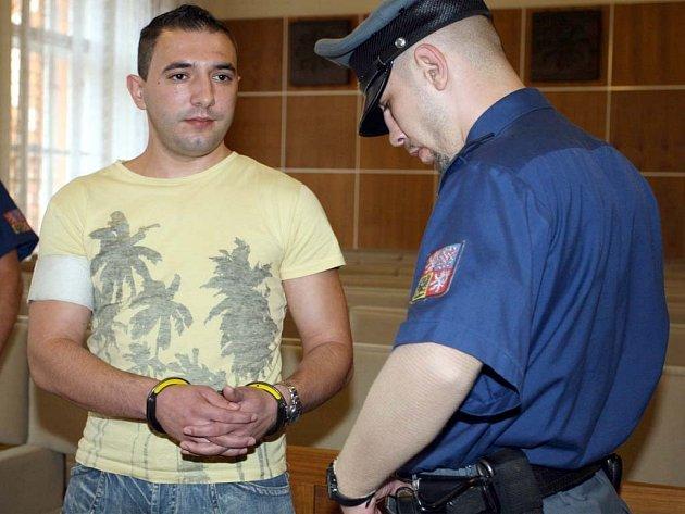 Členem gangu byl i Erkan Murat