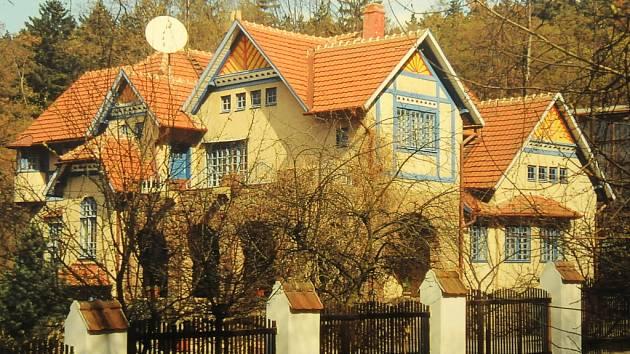 Výstava vily - Jurkovičova vila